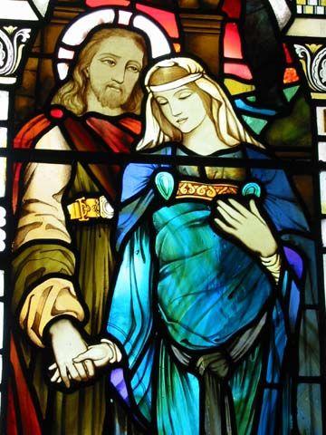 María Magdalena y Jesús: Pareja Sagrada