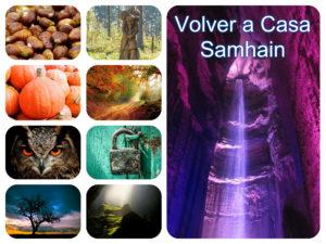 Taller Online Volver a Casa en Samhain Gabriella Robles