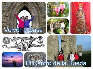 Taller Online Volver a Casa llegada al Centro de la Rueda Gabriella Robles