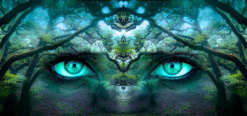 la diosa en samhain
