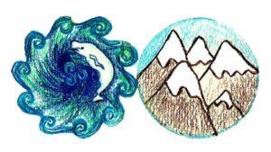 unidas por la rueda del año solsticios