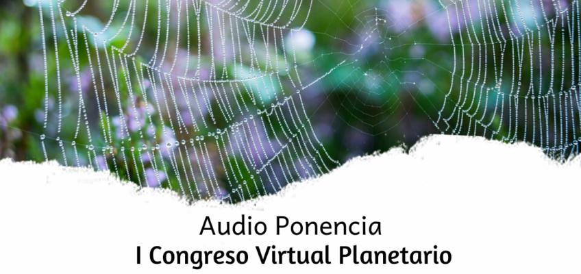 ponencia gabriella robles I Congreso Virtual Planetario